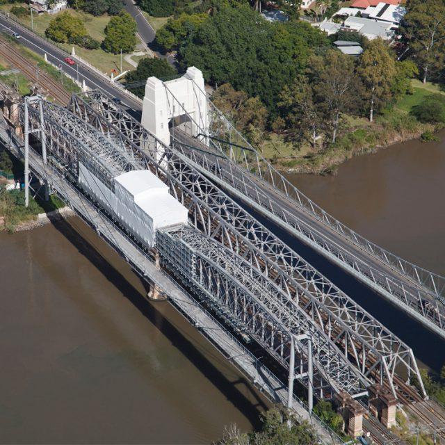 Albert Rail Bridge